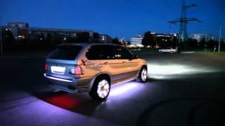 ��������� ������, ���� LED  BMW X5 AVTOAKSEKB