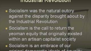 An Abbreviated History of Socialism