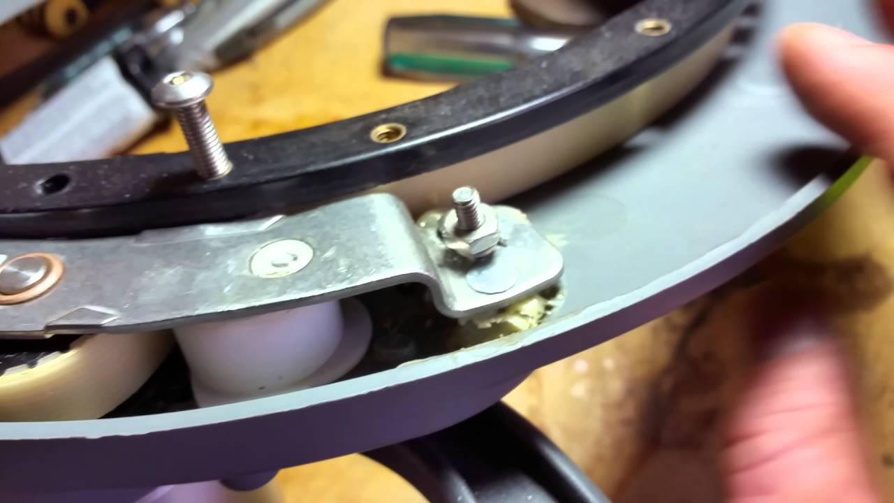 Ray Marine St4000 Autopilot Wheel Pilot Repairs Part 4 Of