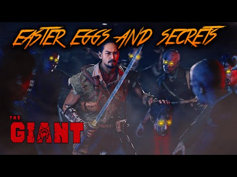 Thumbnail: THE GIANT - ALL EASTER EGGS AND SECRETS WALKTHROUGH (Black Ops 3 Zombies)