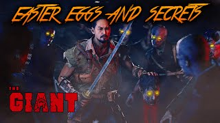 THE GIANT - ALL EASTER EGGS AND SECRETS WALKTHROUGH (Black Ops 3 Zombies)