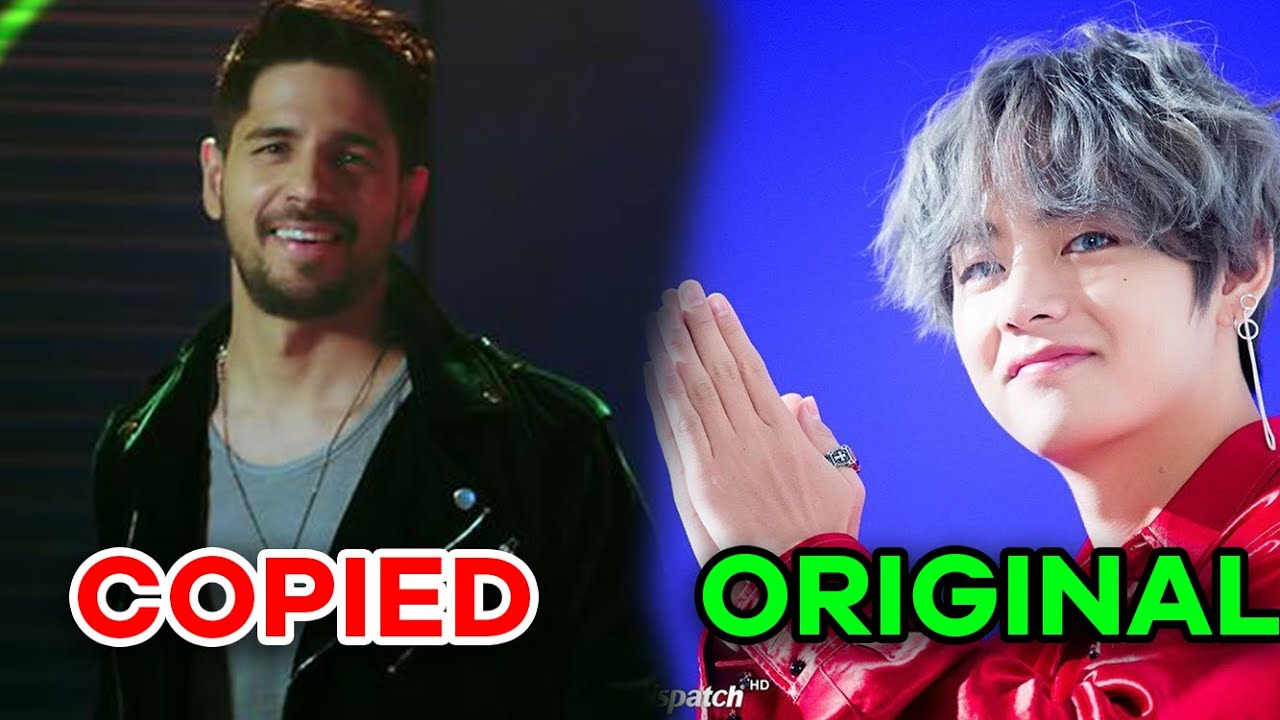 BTS and EXO Songs Copied by Bollywood and Tollywood