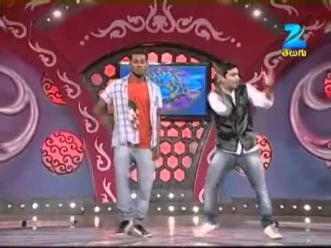 Luckku Kickku - Indian Telugu Story - March 08 '12 - Zee Telugu Tv Serial - Part - 1