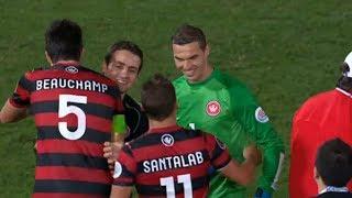 Video Gol Pertandingan Western Sydney Wanderers vs Sanfrecce Hiroshima
