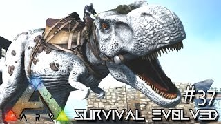 ARK: Survival Evolved - MASTER CRAFT TRADING & CANNIBALS !!! [Ep 37] (Server Gameplay)