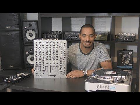 Allen & Heath XONE:96 Mixer: Review