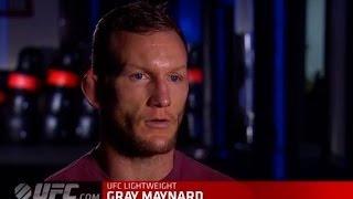 TUF 18 Finale: Gray Maynard Pre-Fight Interview