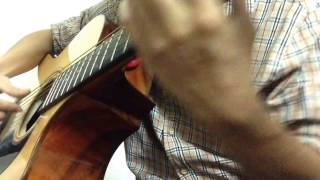 Everyday i love you (Boyzone) - Guitar Solo Cover by Le Phuong