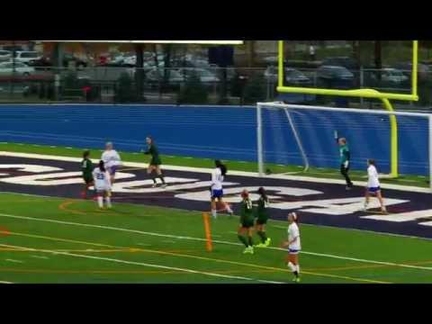 Holmdel vs Ramapo Girls  Soccer Final 2014 Highlights