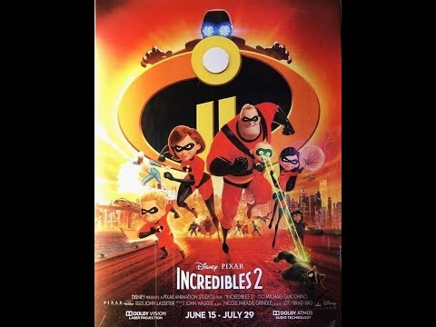 Incredibles 2 2018 HD English Download Google Drive Direct Fast