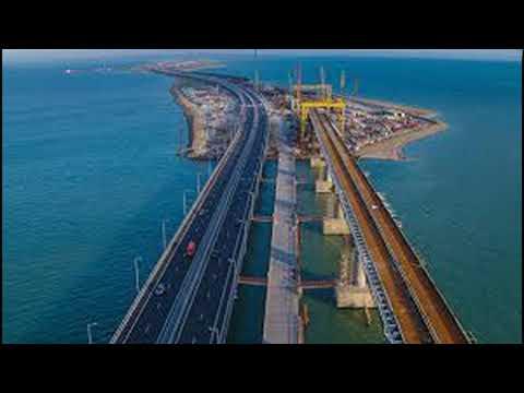 Новые Серьёзные Проблемы Крымского Моста