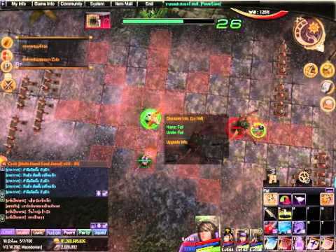 [Thai Atlantica] Unification TBS Mission Dogon (Africa) Lv.140 V.314 (Main Instrument)