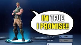 Noob PRETENDS to be Pro and IT WORKED?! (Noob vs Pro)