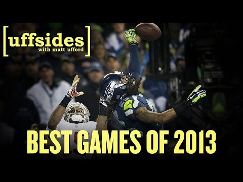Best NFL games of the 2013 season - Uffsides