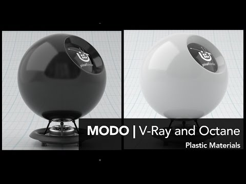 MODO | V-Ray and Octane in MODO Part 2