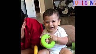 Funny Happy  Baby Compilation