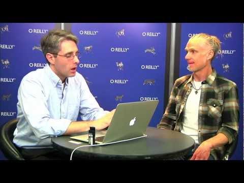 Kurt Bollacker interviewed at OSCON 2012