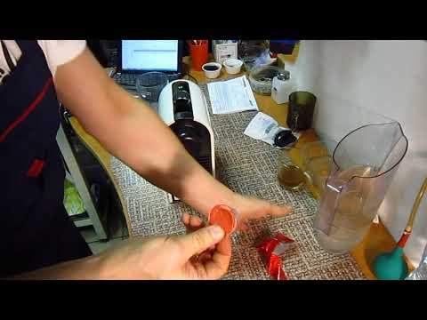 Капсульная кофеварка KRUPS XN350 - не прокалывает капсулу, кофе течёт мимо - стоимость ремонта