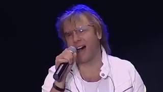 Группа Белый орел, город Луганск, 08.09.2018. Солист Денис Косякин.