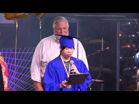 Middle School Awards & 8th Grade Graduation /// Marin Christian Academy