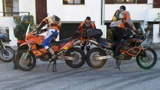 KTM 950 Adventure - Help Take 1 - DIESEL - WWW.TRAILAVENTURA.COM