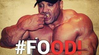 FOOD IS THE SECRET - Bodybuilding Lifestyle Motivation
