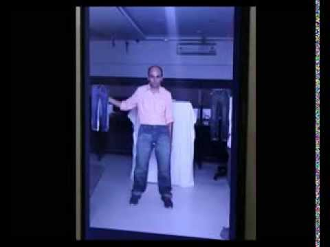 virtual fitting room ar app youtube. Black Bedroom Furniture Sets. Home Design Ideas