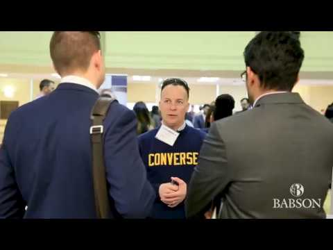 Career Fairs at Babson College