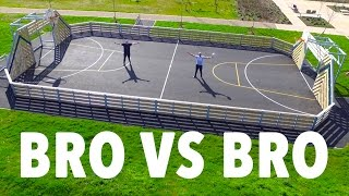 EPIC FOOTBALL BATTLE vs MY BRO