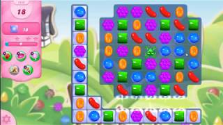 Candy Crush Saga Level 1445 - NO BOOSTERS