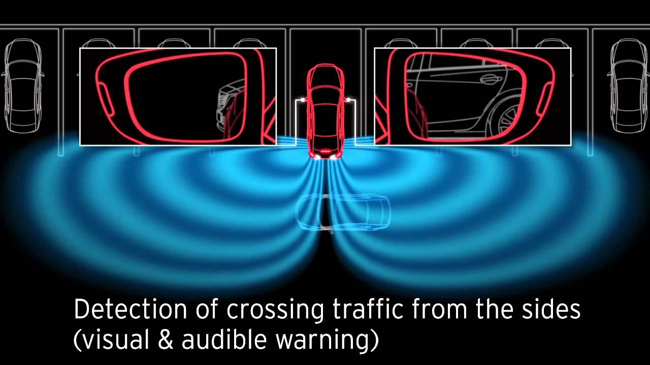 Rear Cross Traffic Alert >> Rear Cross Traffic Alert Rcta