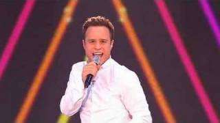 The X Factor 2009 - Olly Murs: Can You Feel It - Live Show 9 (itv.com/xfactor)