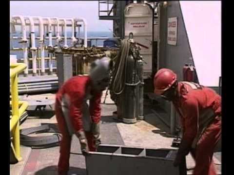 How Does the RIG welder work safe in Offshore RIG