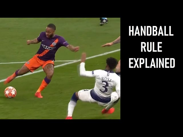 Handball Rule Explained (in 3 minutes)
