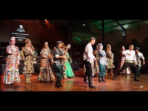 Ubekistan Culture Dance 2017 oktober  seoul ,sourth korea