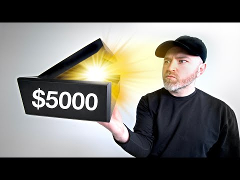 $5000 Smartphone Unboxing and Giveaway!