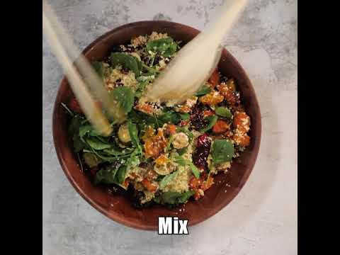 Roast Vegetable Couscous Salad