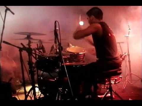 "Altavoz sargatana (drum cam) song ""shadow island"""