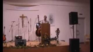 Slovenski dan 2007  Ingolstadt - pozdravne besede - Fantovski zbor Dobrava
