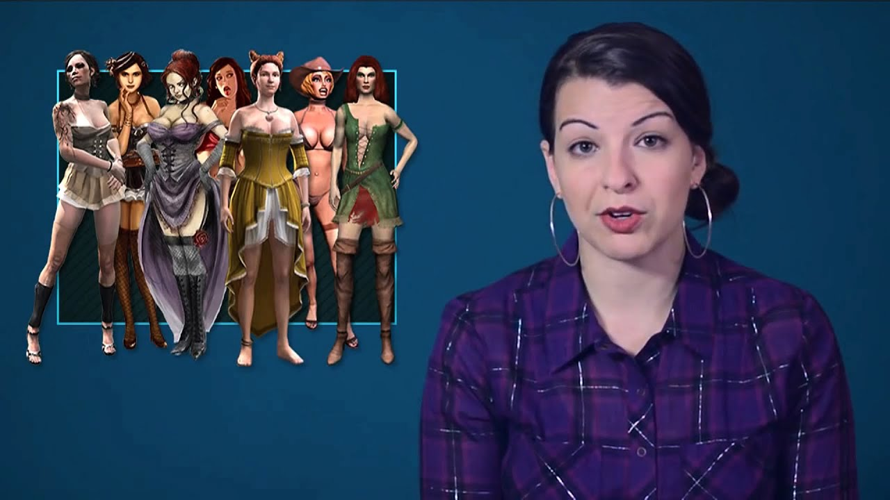 the female body feminism and game How a feminist watches game of spectator, particularly the female or feminist barely wearing anything and has a body that could be on the.