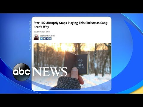 'Baby It's Cold Outside' banned by radio station: Overreaction or outdated? Mp3