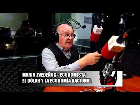 MARIO ZVEDEÑUK DOLAR Y ECONOMIA ARGENTINA