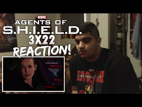 "Agents of Shield 3x22 Finale ""Ascension"" REACTION!"