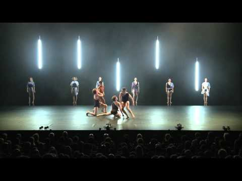 Matthew Bourne's New Adventures Choreographer Award - Winner, James Cousins