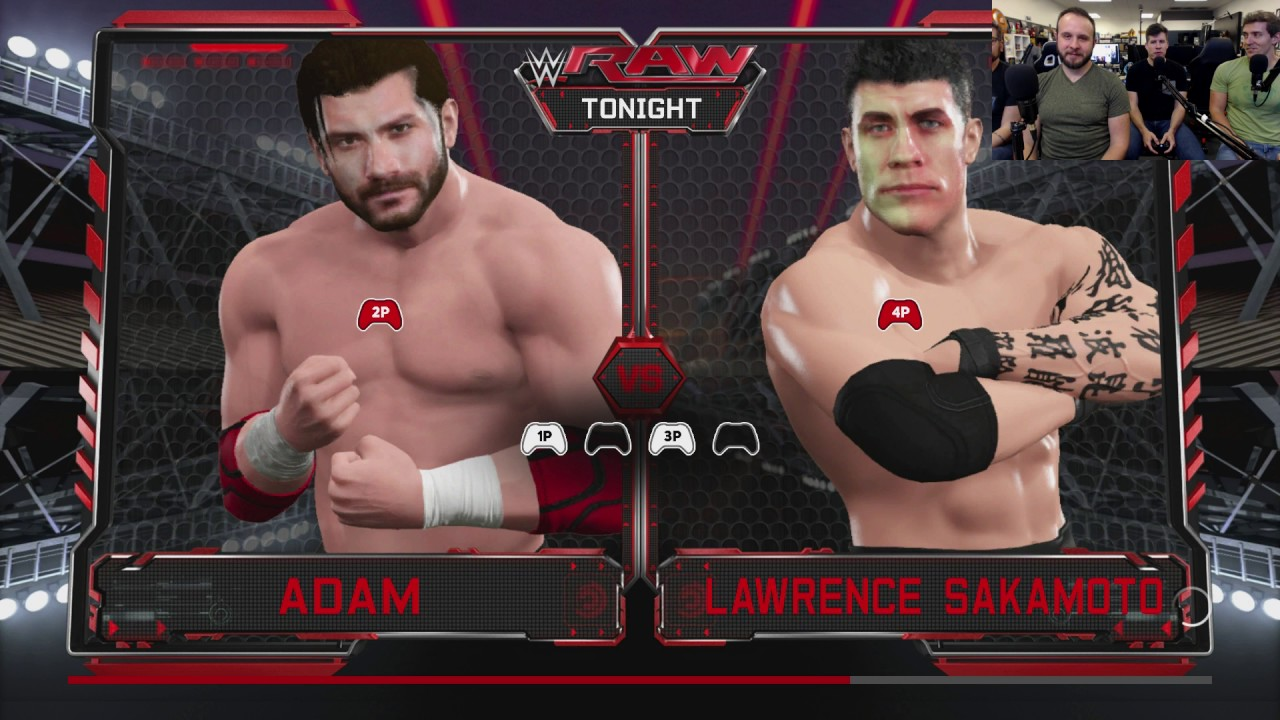 The Heroes of Wrestling Live! - streamed live on 15th February 2017 (Wwe2k17)