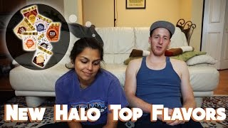 7 New Halo Top Flavors Leaked!! - Breaking Keto News