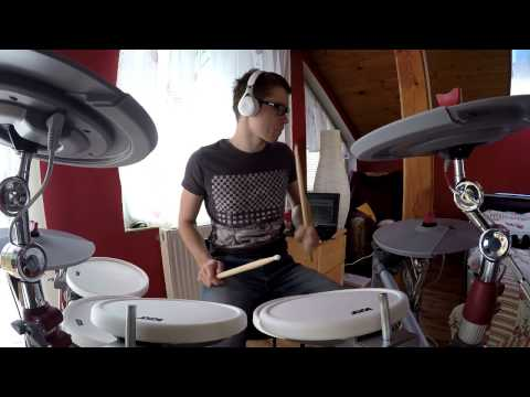 Foo Fighters - The Pretender [Drum Cover]