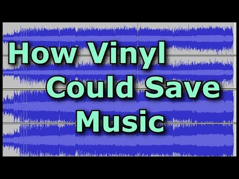 How Vinyl Could Save Music
