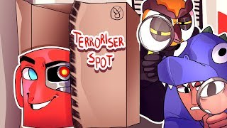 Gmod Prop Hunt Funny Moments: My Own Terroriser Spot, Youtube Map & The Coolest Snowman!