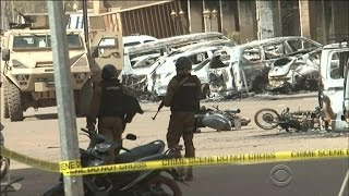 23 killed in West African terror attack